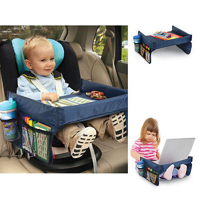 Kids Baby Waterproof Safety Car Seat Star Snack And Play Travel Tray Table Board