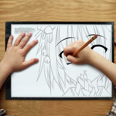 """A3 LED Tracing Board Pad Light Box Stencil Drawing Display Copy Art Tattoo 19"""""""