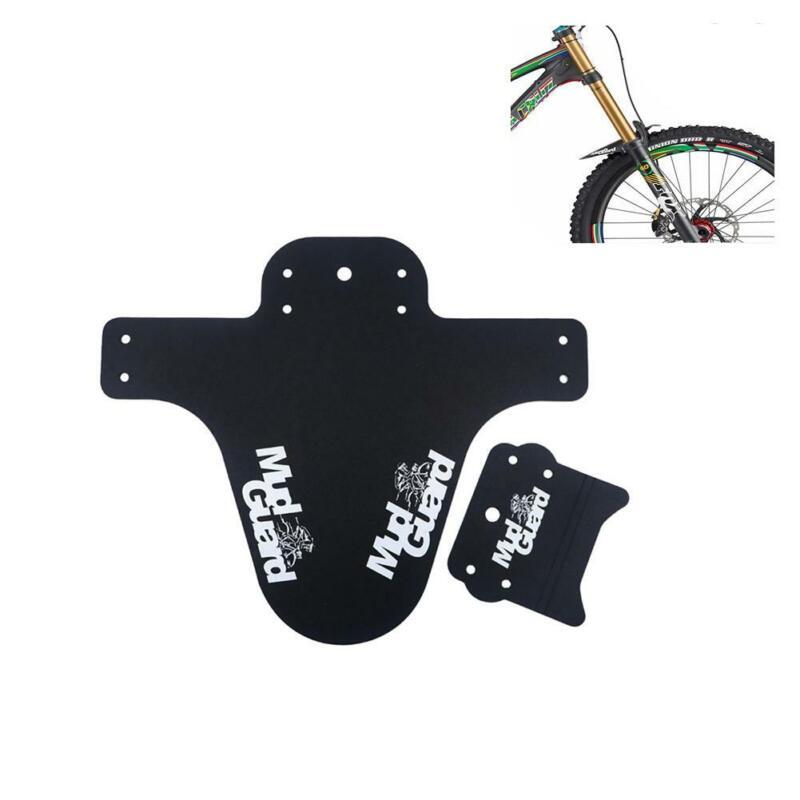 Fahrrad Fender Schutzblech Set Steckschutzblech Radschutz Spritzschutz Mudguard