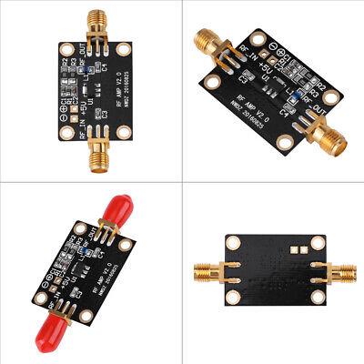 0.05-6ghz 20db Broadband Rf Signal Amplifier Lna Power Amplifier Board Module