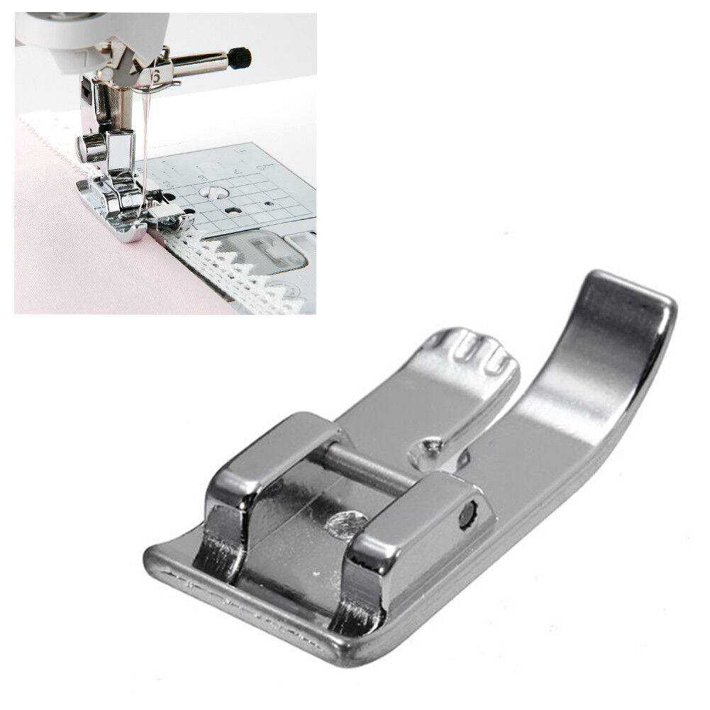 1//4 For Domestic Sewing Machines Quilting Foot Compatible Snap On 1//4 Inch Piecing Presser Foot High Quality