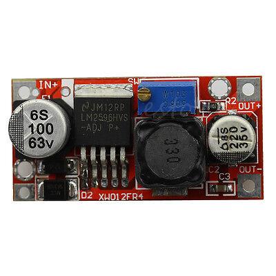 Dc-dc Lm2596hv 4.5-56v Converter Adjustable Step-down Buck Power Supply Module