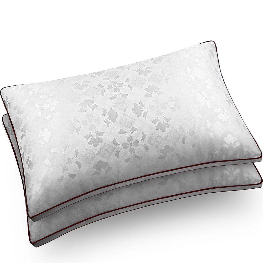 Pillows for Sleeping, AMZ Original Soft Silk Cotton Pillow S