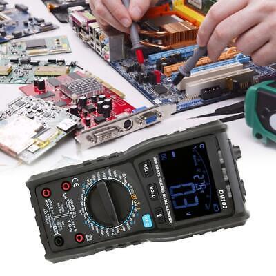 DM100 10000 Counts True RMS V.F.C Digital Voltage Current Tester Multimeter comprar usado  Enviando para Brazil
