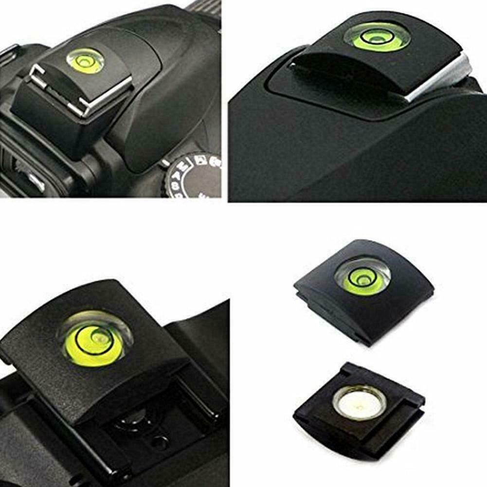 Shoe Cover Cap Bubble Spirit Level Axis Nikon Olympus Camera Pentax T5C2 F1Q6 - $6.61