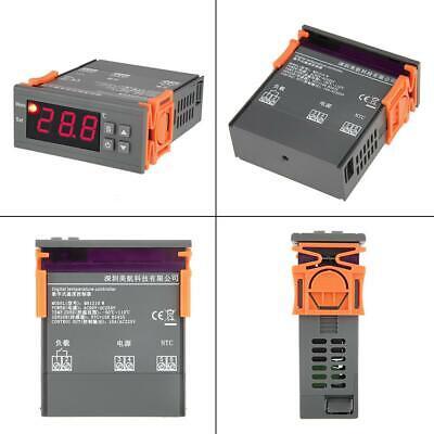 10a Digital Temperature Controller Thermostat 90250v 110-220v Mh1210w W Sensor