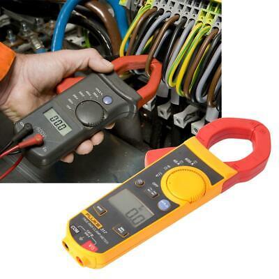 Fluke 317 Auto Range Digital Clamp Meter Acdc Current Voltage Resistance Tester