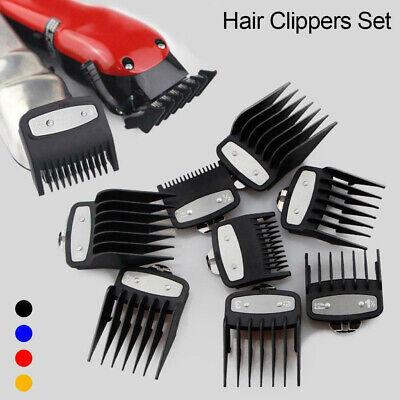 Clipper Limit Comb Cutting Guard Set Replacement Guide Attachment Combs 8pcs US