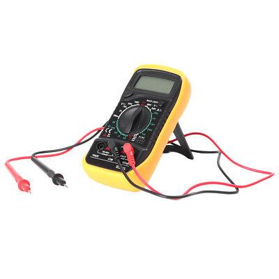 Volt Ac Dc Tester Digital Voltmeter Ammeter Ohmmeter Multimeter Meter Xl830l