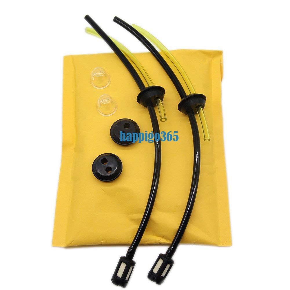 2x Benzinfilter für Timbertech MS-2TL-52 MS52-2TL MFS52 Motorsense Freischneider