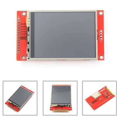 2.8 Inch 240x320 Resolution Spi Interface Lcd Module Tft Tool Display Ili9341