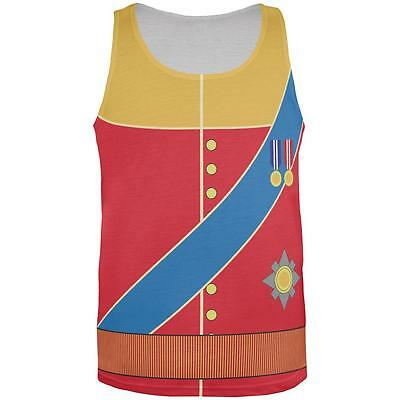 Halloween Prince Charming William Costume All Over Mens Tank Top - Prince William Halloween Costume