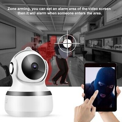 Camara HD 1080P de Seguridad Ptz Cámara 2MP Videovigilancia Cámara IP WiFi