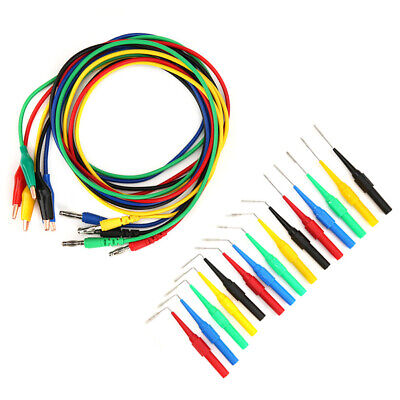 Test Lead Kits Set Test Tool Test Leads Electrical Test Device Kit Power Test