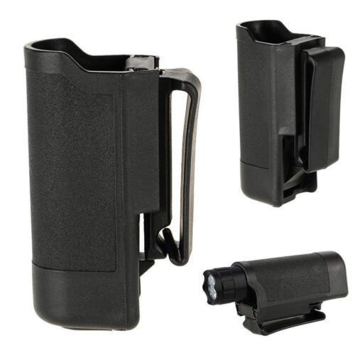 PRO,2 Color Nylon Holster Abdeckung Tasche fuer LED Taschenlampe Halter T