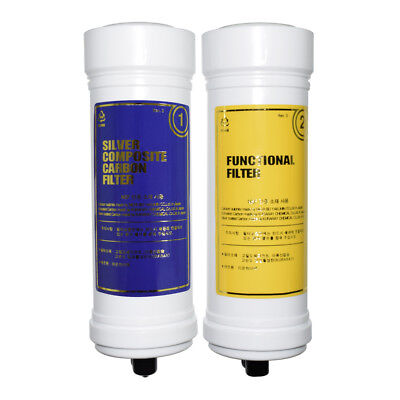 Compatible Ionizer Filter Replacement Set for Life 7500/7600/8000/8100