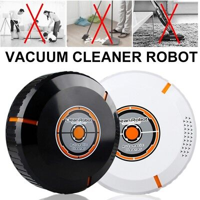 Home Automatic Vacuum Floor Cleaning Robot Auto Dust Cleaner Sweeper Mop Tool. Floor Cleaning Sweeper Tool