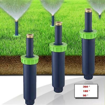 Auto Pop-up Spray Misting Nozzle Sprinkler Head Lawn Garden Irrigation System