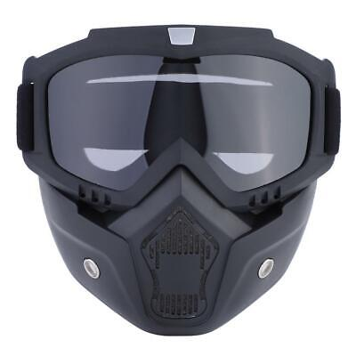 Schutzbrille Motorrad Gesichtsmaske Schutzhelm Gebirgsbrille Gesichtse Skibrille