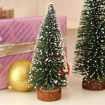 Neu Tisch Weihnachtsbaum Knstlich Schreibtisch Klein Mini Dekorativ Bro Dekor ()
