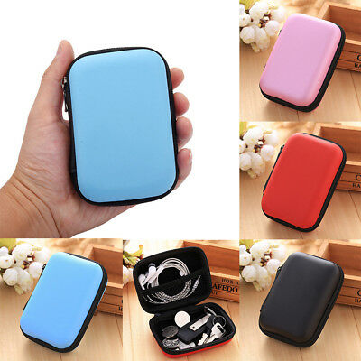 Travel Phone Charger USB Cable Earphone USB Organizer Case Storage Bag New Trend