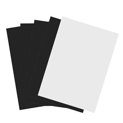 5pcs A4 Ink Jet Magnetic Printing Sheet Printable Flexible Fridge Magnet Paper