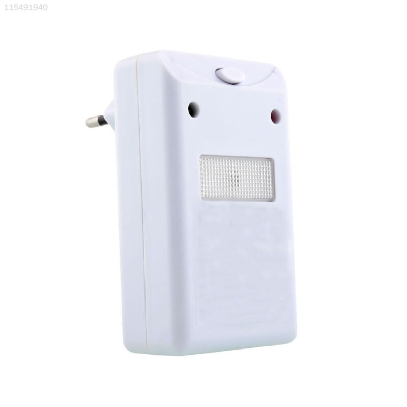 EA95 220V Ultrasonic Electronic Anti Mosquito Rat Mice Pest Bug Control Repeller