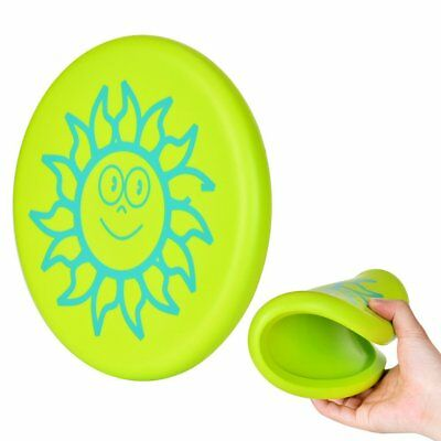 Neue Pop Frisbee Zahnresistent Flying Disc Welpen Hund Training Fetch Spielzeug
