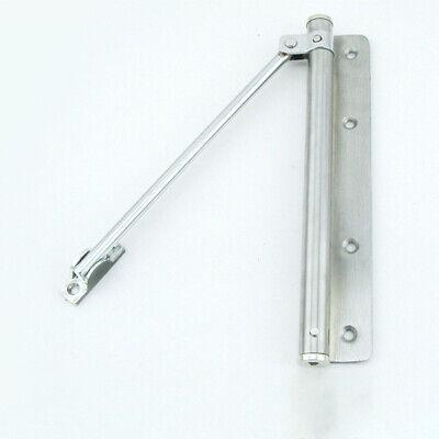 Automatic Door Self-closing Hinge Mute Easy To Rebound Punching Free Door Closer