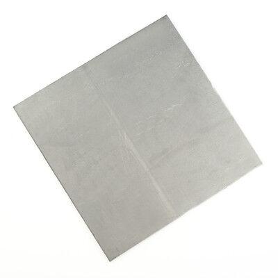 Titanium Alloy Plate Ti Titan Tc4gr5 Grade 5 Metal Sheet 2mm X 150mm X 150mm