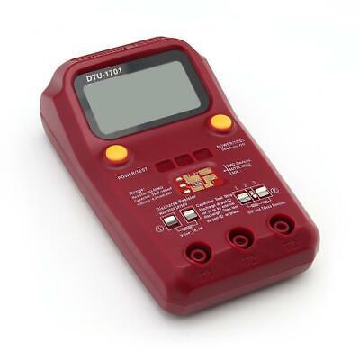 Dtu1701 Lcd Transistor Tester Diy Kit Diode Triode Capacitance Lcr Esr Jl