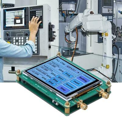 Adf4350adf4351 Sma Female Signal Generator Full Touch Screen Rf Sweep Frequency