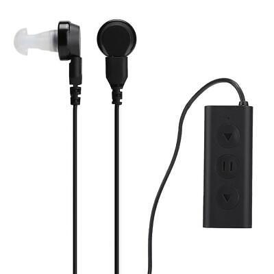 Bluetooth V5.0 Earphone Headphone Headset Hearing Aids In-ear Amplifier Assist Bluetooth Headsets Hearing Aids