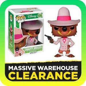 Funko POP! Vinyl Disney #106 Smarty Weasel Tullamarine Hume Area Preview