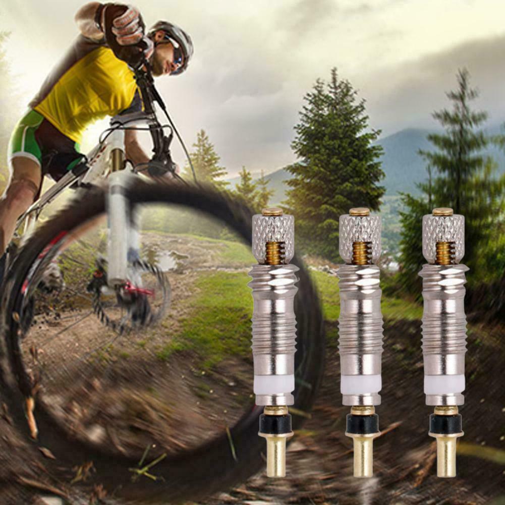 10pcs Replacement Presta Valve Cores For Bicycle Mountain MTB Tubeless Bike J0N3
