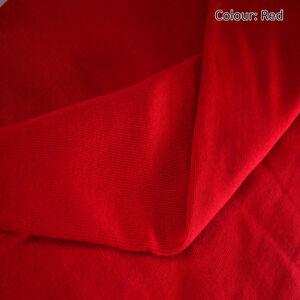 Neotrims Wholesale Stretch Sweatshirt Rib Fabric, Knit Ribbing, Waistbands Cuffs