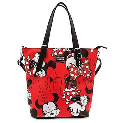 Disney Store Minnie Mouse Satchel By Loungefly New 2016 1