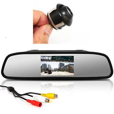 360°CCDHDBackupParking Camera + 4.3