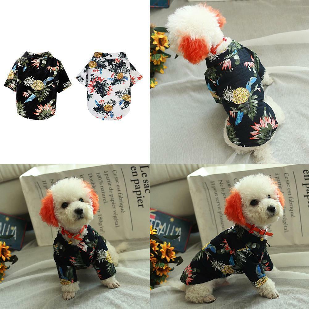 spring-summer-printed-hawaiian-style-dog-cat-shirt-soft-cotton-pet-cloth-t-shirt