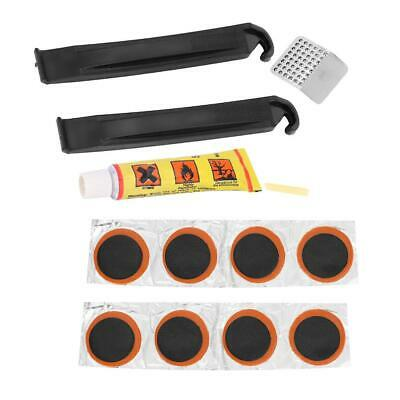 Mini Portable Bike Tire Patch Levers Bike Tires Puncture Repair Tools Kit