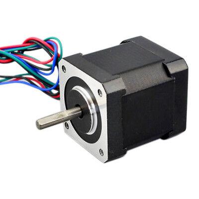 Nema 17 Stepper Motor Bipolar 2a 59ncm83.6oz.in48mm Body 4-lead 3d Printercnc