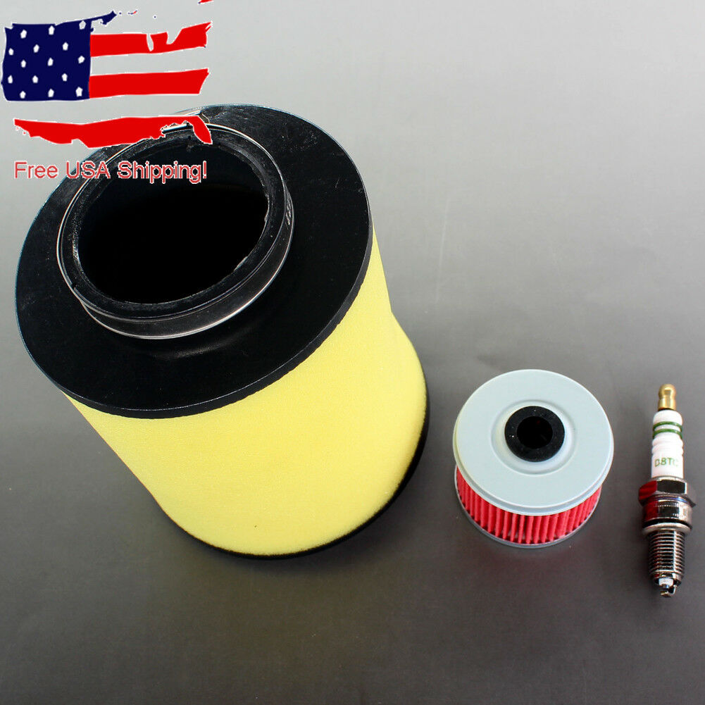 Air Filter Tune Up Kit F Honda  Recon 250 TRX250EX TRX250X Sportrax 17254-HM8-00