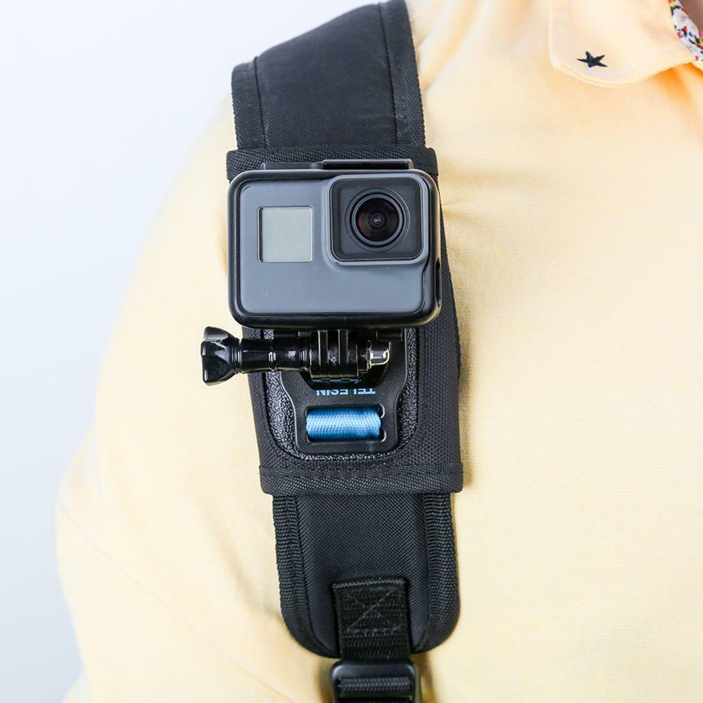 15PC Accessories Waterproof Case Helmet Mount Kit for Xiaomi