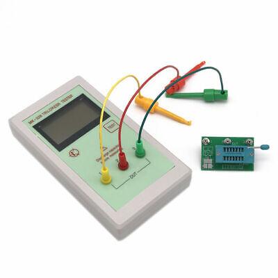 Mk-328 Trlcresr Tester Transistor Inductance Capacitance Resistance Esr Meter