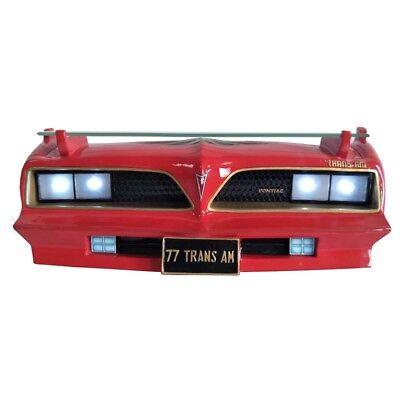Dark Black 15/% Auto Film Trans-Am 82-92 PreCut Window Tint Pontiac Firebird