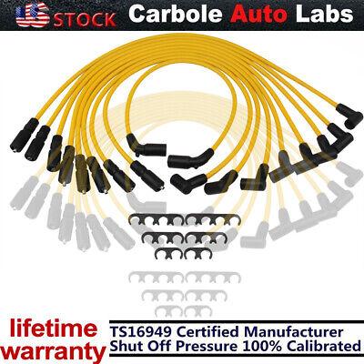Spark Plug Wires Set FOR Chevrolet C1500 K1500 GMC 5.7L/5.0L 1996 1997 1998 1999