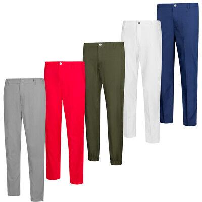 PUMA Tailored Tech Pant Herren Golfhose Sport Freizeit Trainings Golf Hose neu ()