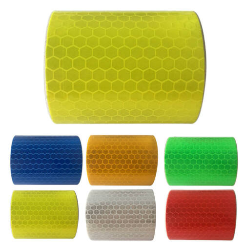 3M Reflective Tape Self-adhesive Colors Honeycomb Reflective