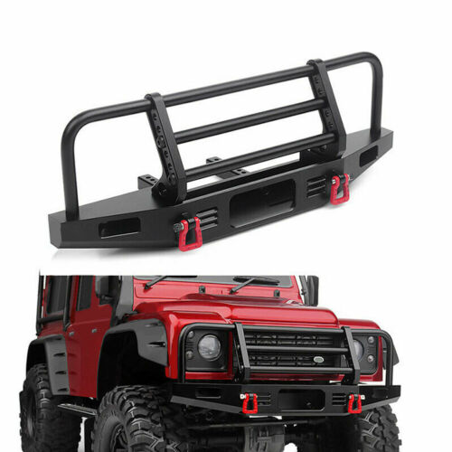 Adjustable Metal Front Bumper For 1/10 RC Car Traxxas TRX4 A