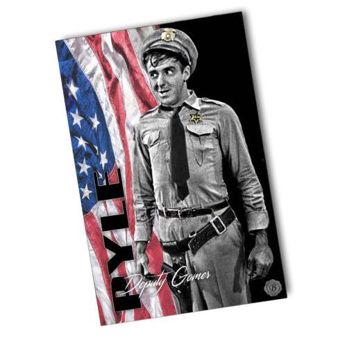 Mayberry NC Deputy Gomer Pyle Shazam Law Enforcement 11x17 Posters